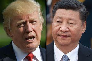 Tổng thống Donald Trump và Chủ tịch Tập Cận Bình điện đàm về mâu thuẫn thương mại