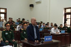 Cựu Thượng tá quân đội Đinh Ngọc Hệ nhận mức án 12 năm tù