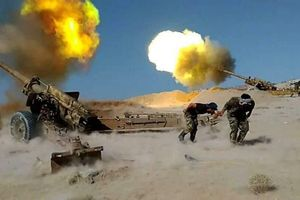 Tấn công quân đội Syria ở Hama, khủng bố bị sập bẫy