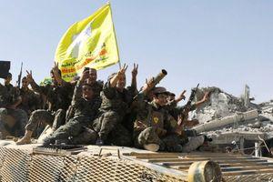 Syria: Euphrates bị cả IS và SDF đe dọa