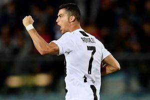 Ronaldo vô đối trên Instagram