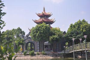 Chùa Đậu - 'Đệ nhất đại danh lam' gần 2.000 tuổi