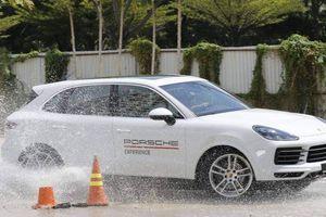Off-Road để trải nghiệm sự ưu việt của Porsche Cayenne