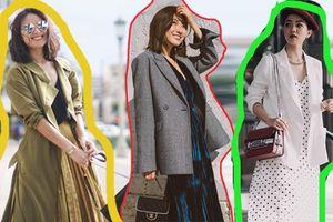 Hóa quý cô thu đông thanh lịch không hề khó nếu bạn bỏ túi 4 tip thời trang này