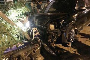 Thông tin mới nhất vụ Phó trưởng Công an thị xã Đồng Xoài gây tai nạn nghiêm trọng