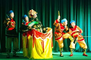 Quảng Nam: Bảo tồn và phát huy giá trị nghệ thuật Tuồng cổ xứ Quảng