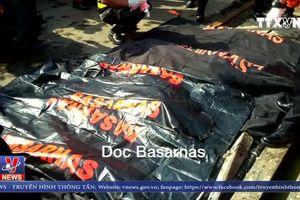 Indonesia tìm kiếm khu vực phát ra tín hiệu hộp đen của máy bay bị rơi