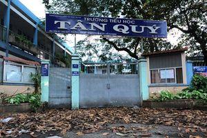 TP.HCM: 'Kỳ lạ' trường tiểu học bỏ hoang phế suốt nhiều năm