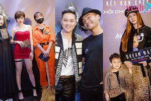 Dàn Sao Việt háo hức đến chúc mừng phim Việt duy nhất ra rạp dịp lễ Halloween 'Dream Man – Lời kết bạn chết chóc'