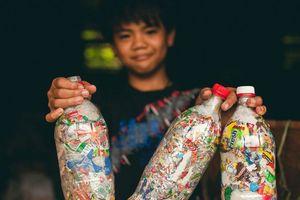 Dự án làm gạch sinh thái Ecobricks bảo vệ môi trường tại Hà Nội