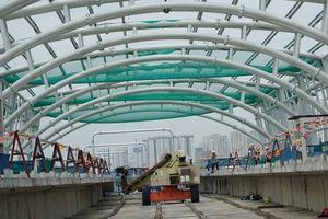 TP.HCM: Dự án Metro Bến Thành - Suối Tiên dự tính đưa vào hoạt động cuối năm 2019