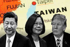 Mỹ ra mặt bênh vực Đài Loan, thách thức Trung Quốc?