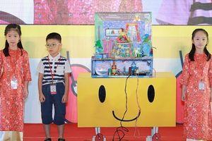 Honda Việt Nam khởi động Sân chơi 'Ý tưởng trẻ thơ' năm thứ 11