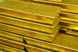 Giá vàng ngày 1/11 tiếp tục sụt giảm