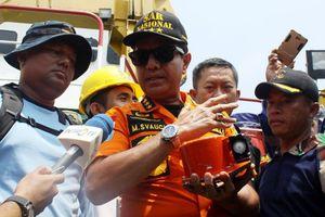 Indonesia tìm thấy hộp đen máy bay Lion Air rơi xuống biển