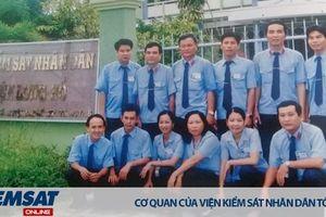 'Viên gạch hồng' của Viện kiểm sát nhân dân huyện Long Hồ, Vĩnh Long