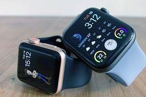 Cập nhật watchOS 5.1 biến Apple Watch thành cục gạch