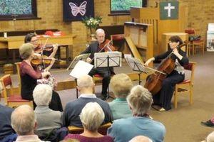 Đêm nhạc gây quỹ phát triển âm nhạc cho trẻ em khó khăn