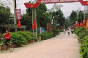 Hà Tĩnh chia sẻ mô hình xây dựng nông thôn mới với Phú Yên