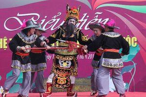'Ấn tượng nghệ thuật Tuồng truyền thống', chương trình tháng 11 tại Làng Văn hóa du lịch các dân tộc Việt Nam