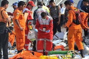 Đã rõ danh tính nạn nhân đầu tiên vụ máy bay Lion Air rơi xuống biển