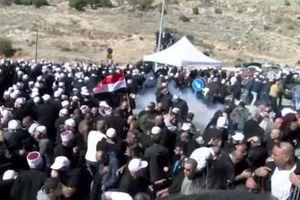 Syria viết thư gửi LHQ phản đối cuộc bầu cử Israel ở Cao nguyên Golan