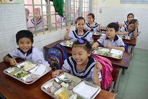 Sơn La triển khai dự án Bữa ăn học đường