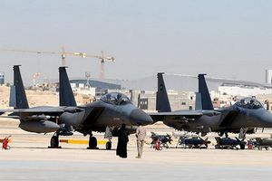 Lực lượng không quân mạnh nhất Trung Đông đánh phá Houthi ở mức độ 'Mỹ không thể can thiệp'