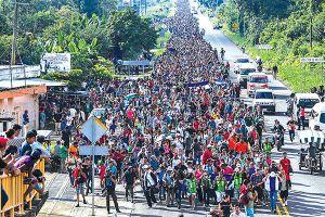 Khủng hoảng di dân ở Trung Mỹ