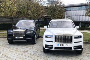 Siêu SUV Cullinan của Rolls-Royce bắt đầu đến tay khách hàng