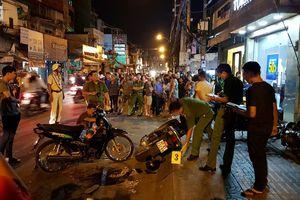Một người đàn ông bị đâm chết sau va chạm xe ở Sài Gòn