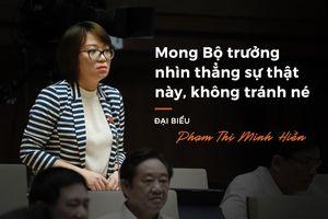 Phát ngôn ấn tượng trong 3 ngày Quốc hội chất vấn 'theo lời hứa'