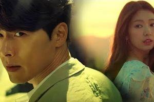 Hyun Bin điển trai trong phim đóng cặp cùng Park Shin Hye