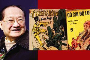 Dấu ấn nhà văn Kim Dung với độc giả Việt