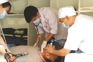 Giải pháp 'cứu sống' bệnh nhân kịp thời