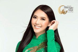 'Bản sao' Lan Khuê, học trò Võ Hoàng Yến đổ bộ Hoa hậu bản sắc Việt toàn cầu