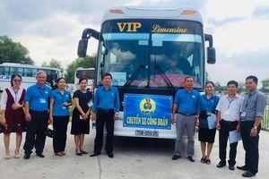 LĐLĐ Thừa Thiên - Huế tổ chức 'Chuyến xe Công đoàn'