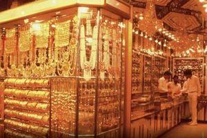 Lóa mắt trước chợ vàng lớn nhất thế giới
