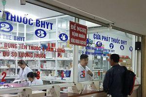 Đấu thầu tập trung quốc gia thuốc BHYT cho hơn 1.500 BV