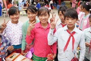 Hà Giang: Tổ chức ngày hội Vui cùng làng nghề cho trẻ em vùng cao