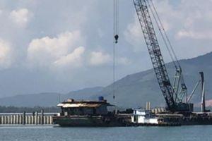 TT-Huế: Doanh nghiệp xin nhận chìm hơn 700.000m3 bùn thải xuống biển