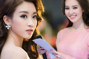 Hoa hậu Đỗ Mỹ Linh thường xuyên bị Á hậu Thụy Vân trách mắng vì 'yếu kém'