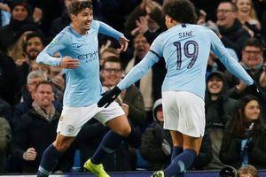 Sao trẻ tỏa sáng, Man City giành tấm vé thứ 7 tứ kết League Cup