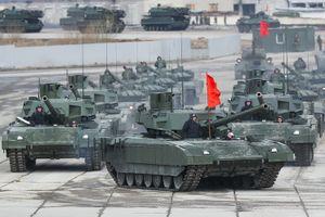 Xe tăng T-14 Armata của Nga có thể đến Ấn Độ?