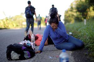 Cuộc sống vạ vật của người di cư trên hành trình đến Mỹ