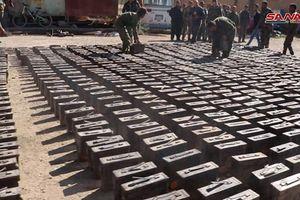 Bằng chứng 'tố' Mỹ hỗ trợ phiến quân IS tại Syria?