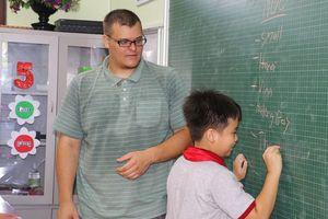 12 trường phổ thông được phép đưa giáo viên bản ngữ vào giảng dạy tiếng Anh