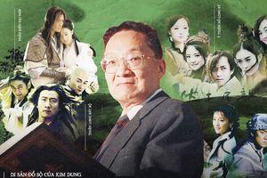 'Chưởng' Kim Dung với tuổi thơ tôi