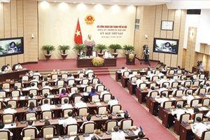 Nhiều nội dung quan trọng sẽ được thảo luận tại kỳ họp thứ 7 HĐND TP Hà Nội khóa XV