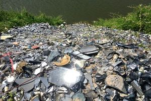 Phú Thọ: Xử lý dứt điểm tình trạng đổ trộm rác thải vào Khu di tích Đền Hùng